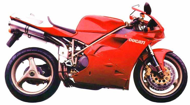 ドゥカティ 916
