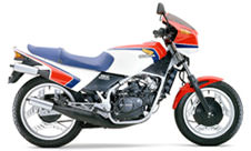 MVX250F(MC09)のバイク買取