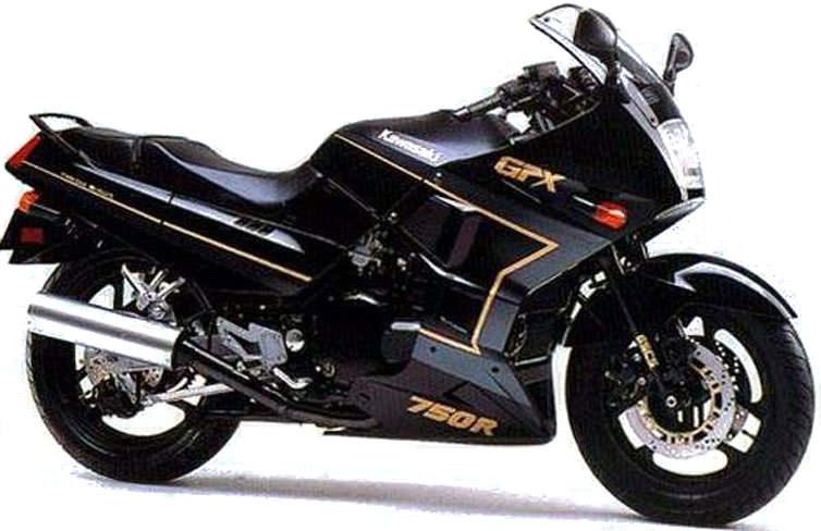 GPX750R - JapaneseClass.jp